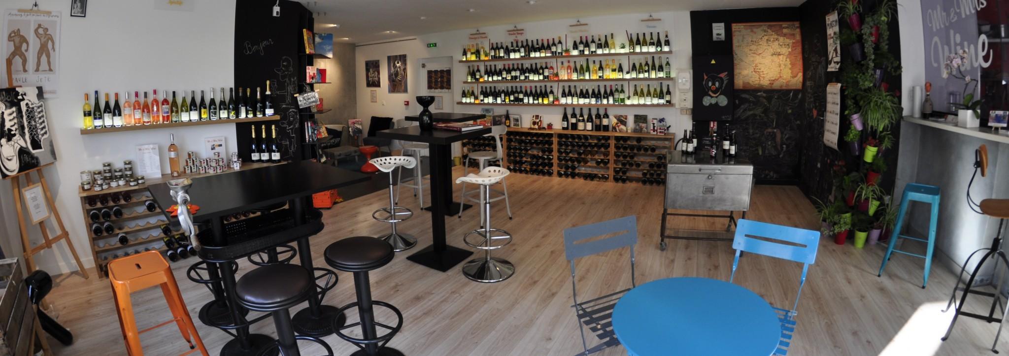 La Boutique Mr & Mrs Wine