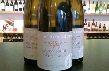 Découverte du vin de Bourgogne, Macon-Loché Tripoz